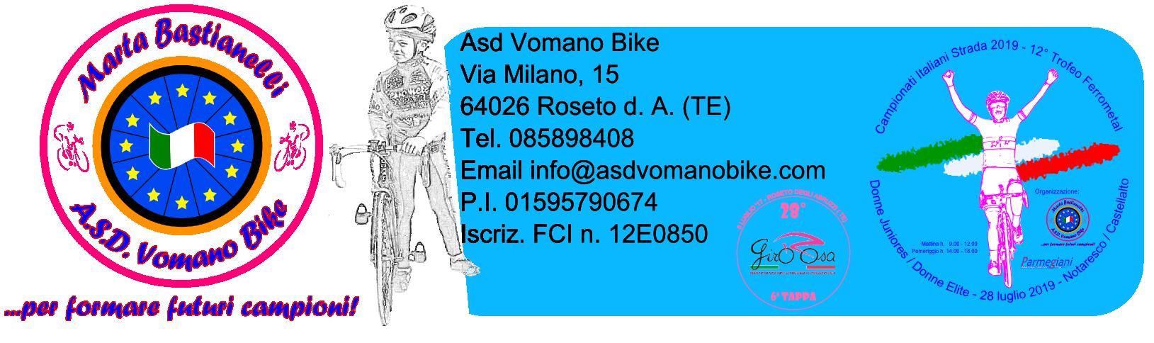 vomano bike